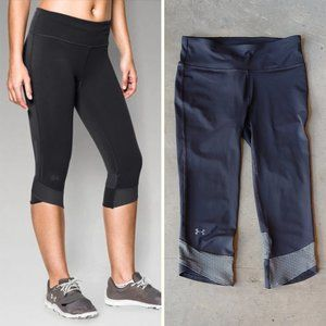 Under Armour Fly By Compression Capri Leggings S